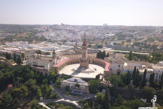 Monumento Sagrado Corazón de Jesús / San Juan de Aznalfarache