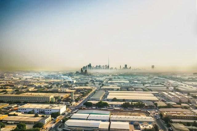 Burj Khaifa View