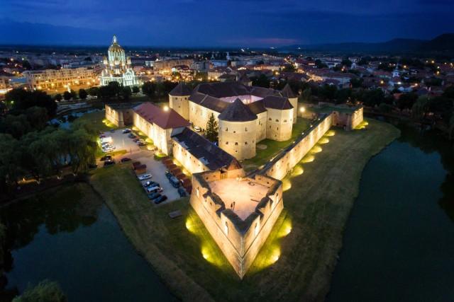 Fagaras Medieval Fortress