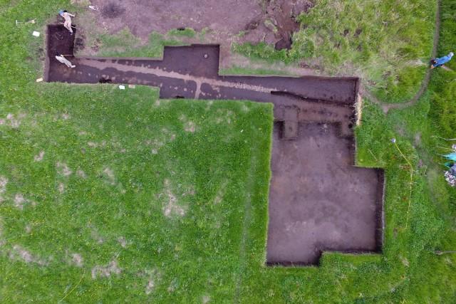 Excavación arqueológica en Funza / Archaeological excavation
