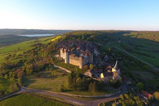 Chateau de Chateauneuf – Bourgogne