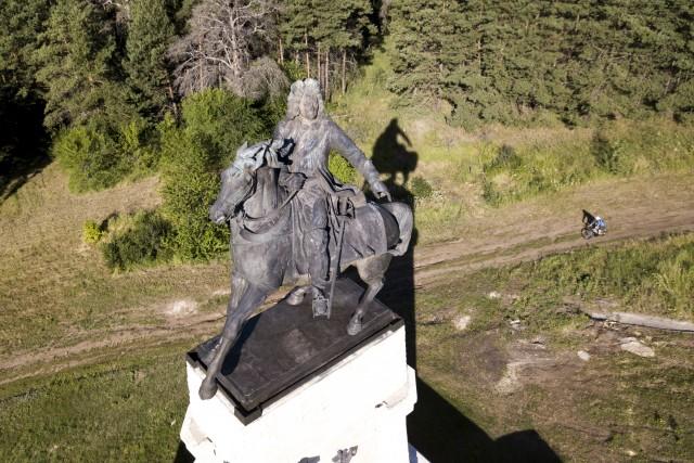 Count Tatischev Monument