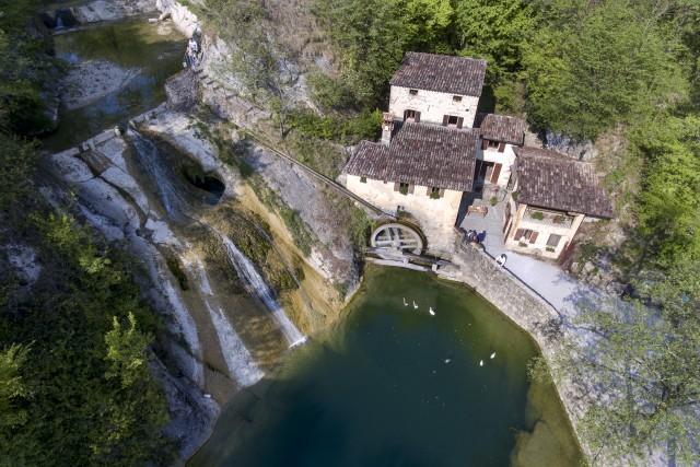 Molinetto della croda, Refrontolo, Veneto, Italy