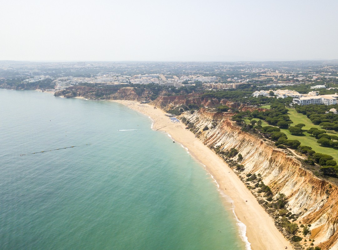 Praia das Falesias – Portugal