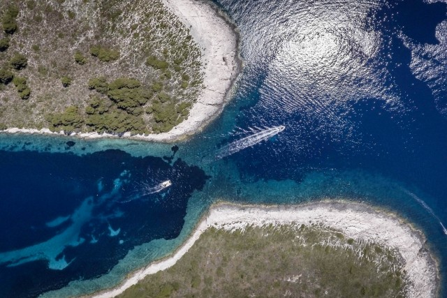 Paklinski Islands Collection, Hvar, Croatia