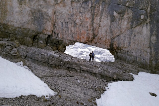 Rock's hole
