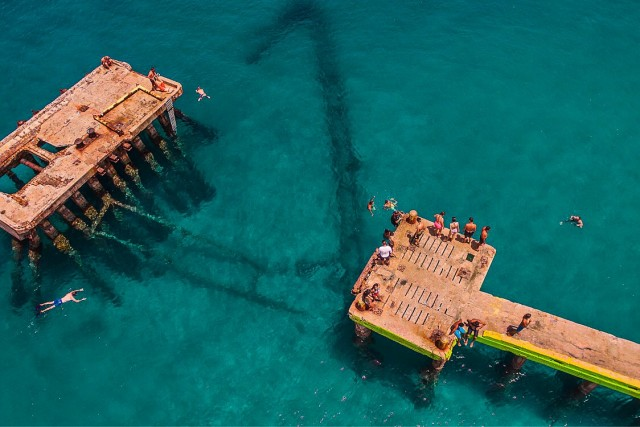 Crash Boat Beach, Aguadilla Puerto Rico