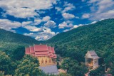 Mountain Temple – Thailand – Nature