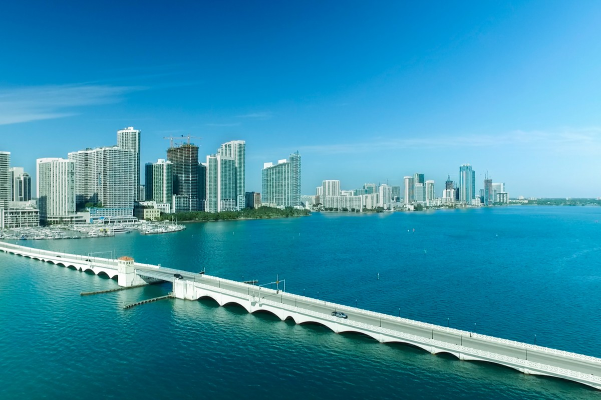 Biscayne Bay Bridge