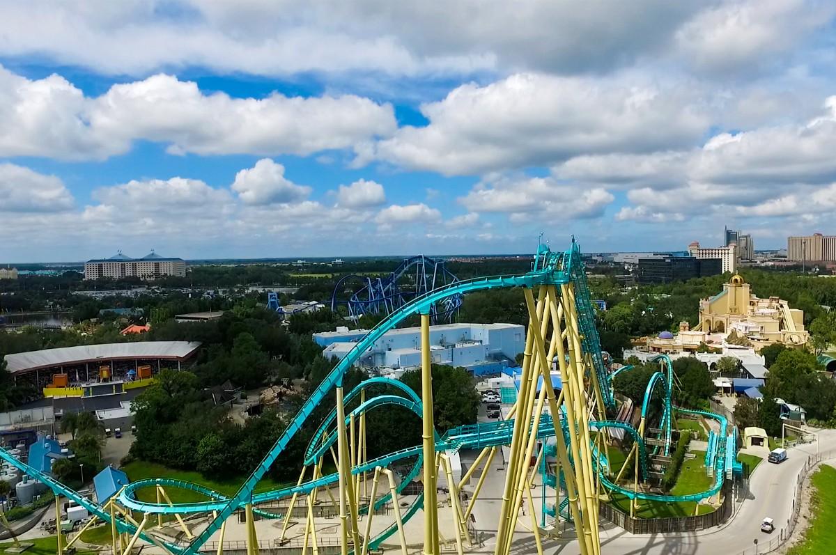 Orlando Rollercoasters