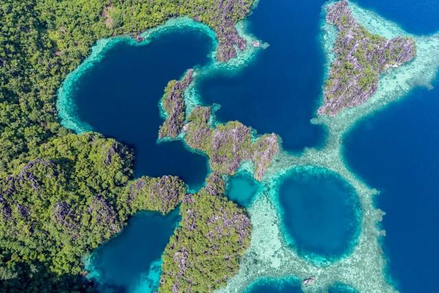 Twin Lagoon, Coron, Palawan