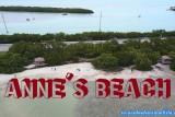 Anne´s Beach en los Cayos