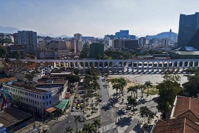 Arcos da Lapa – Rio de Janeiro