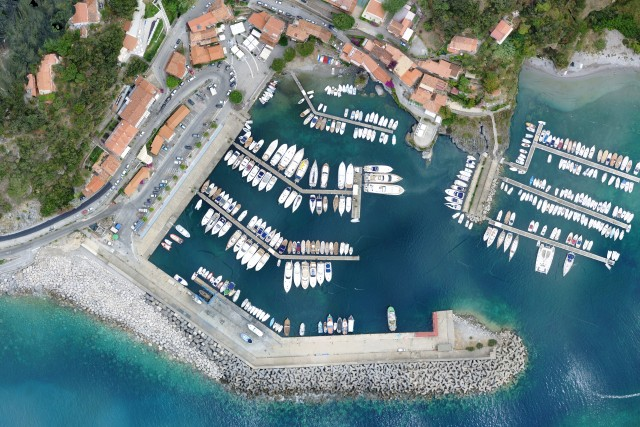 Port of Maratea (PZ) – Italy