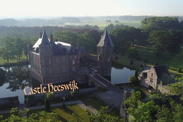 Castle Heeswijk, the Netherlands