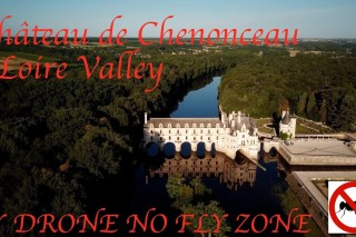 Chateau de Chenonceau the most stunning Castle of Loire Valley! 4K