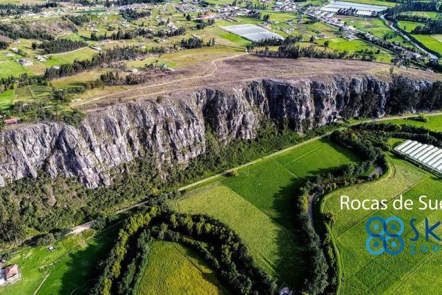 Dronie Rocas de Suesca – Cundinamarca – Sky Zoom