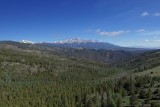 Colorado Rockies and Continental Divide