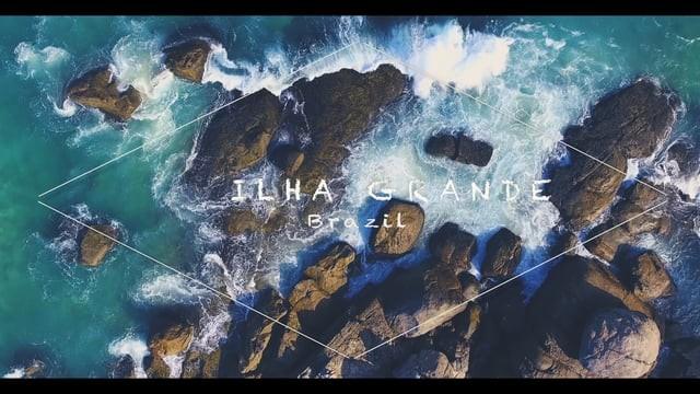 Ilha Grande – DJI Phantom 4 (4k)