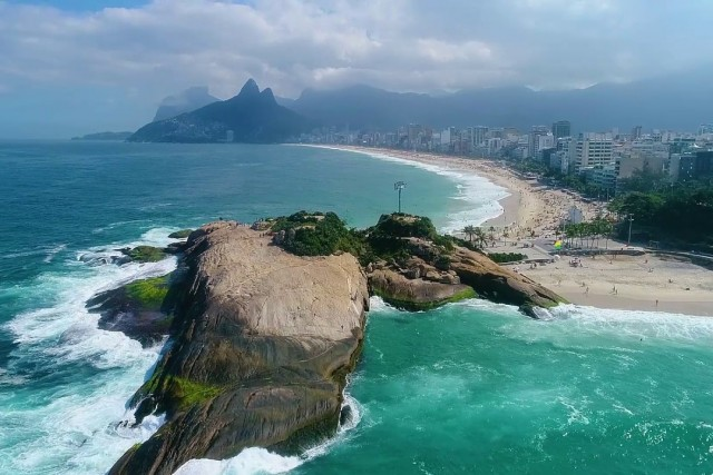 Ipanema and Arpoador Beach