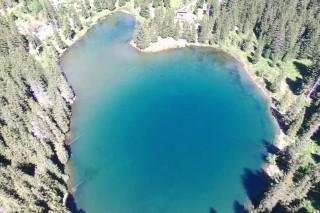 Lac du Poursollet, Isère, France
