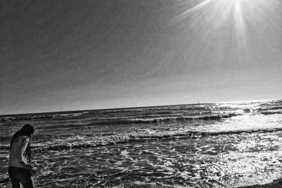 Lovely sea