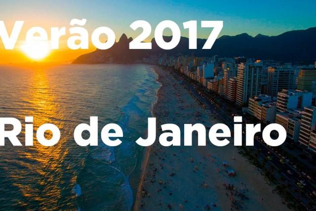 Rio de Janeiro Summer 2017
