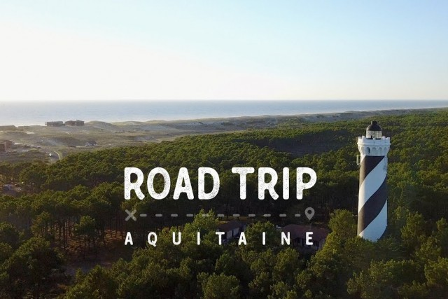 Road Trip Aquitaine, France • 2017
