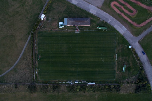 Montrose Roselea football pitch