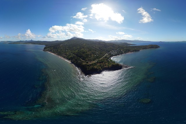 Sakouli Wide ! One of the best beaches of Mayotte