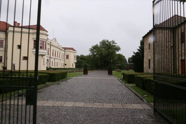 SárosPatak Castle