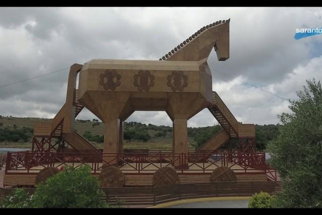 THE TROJAN HORSE IN CRETE