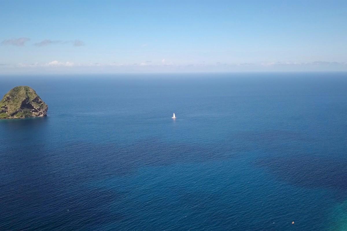 Un diamant en mer