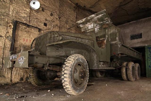 Inside France's secret World War I bunker
