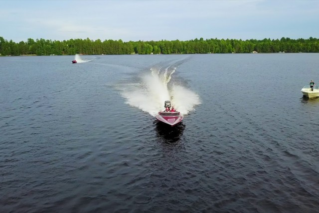 88mph Race Boats – Wisconsin