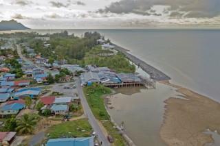 Buntal Coastal Village, Kuching, Sarawak