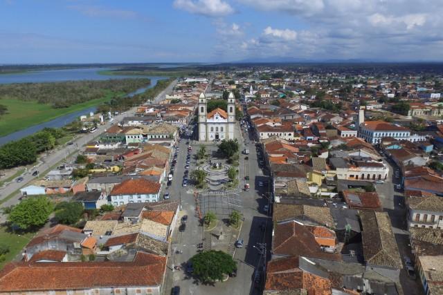 Mother Church Square – Bom Jesus de Iguape – Brazil