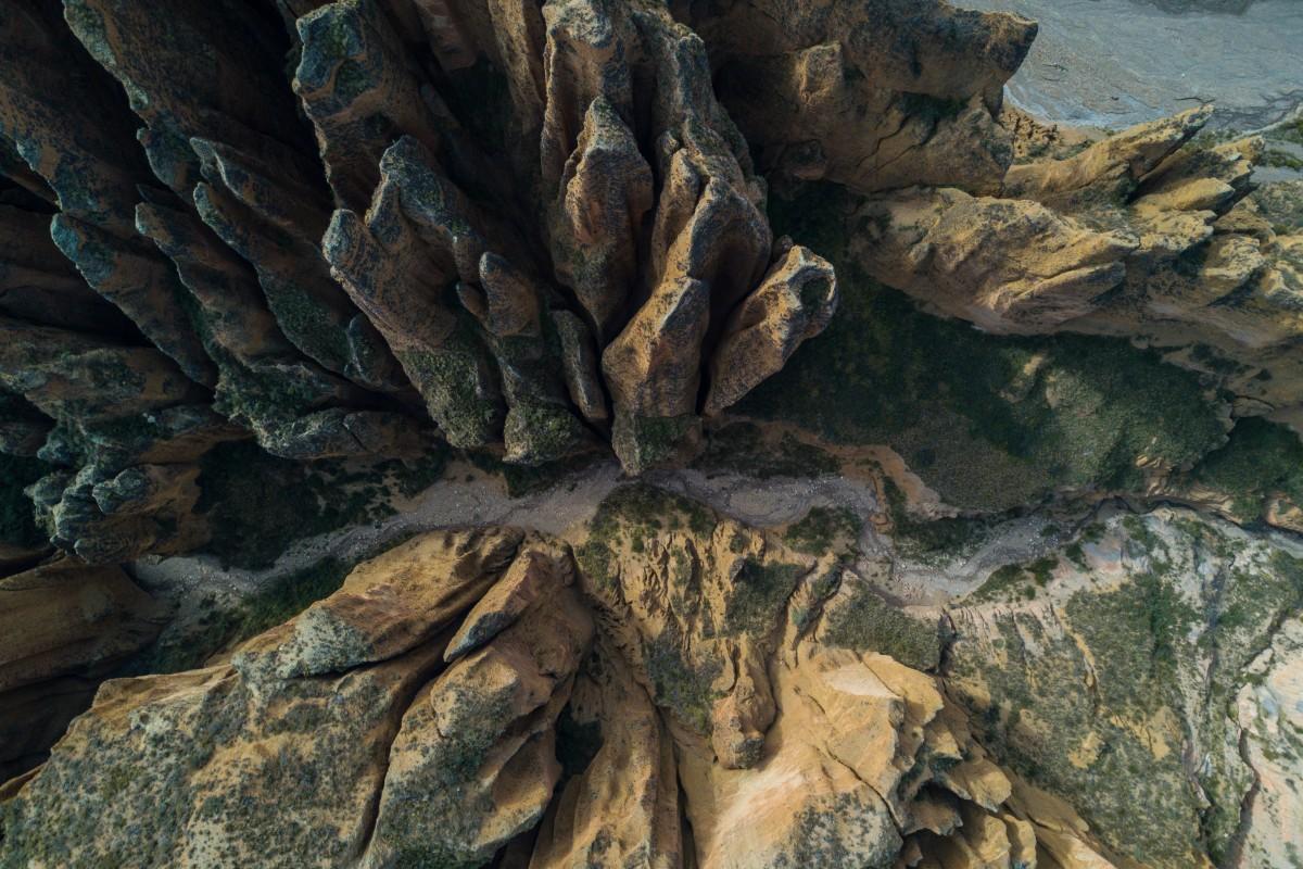 Palca Canyon Bolivia