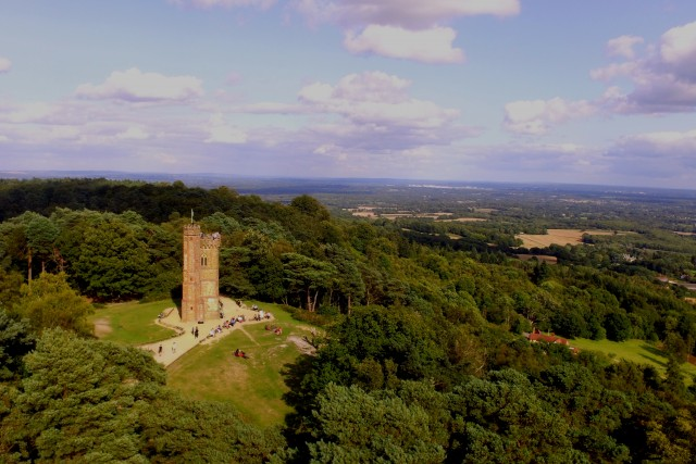 Leith Hill, Surrey