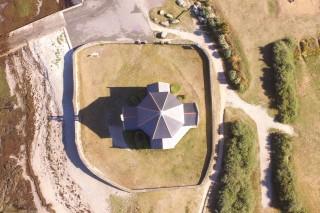 Penvins' Chapel / Chapelle de la Pointe de Penvins, Bretagne, France