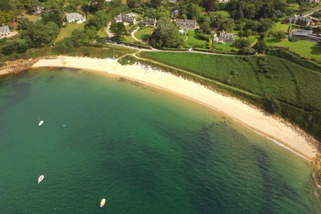 THE beach, plage du Cosmeur, Carantec