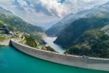 Dam in Maltatal, Austria