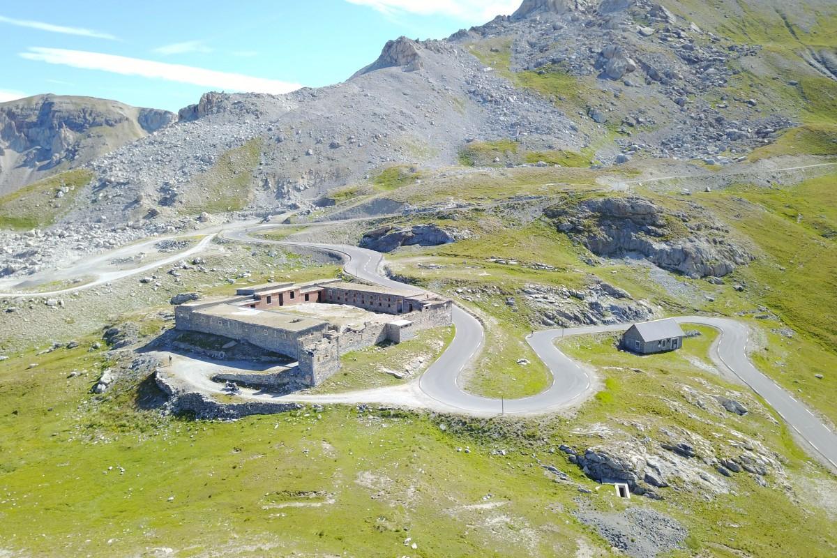 Col de la Bonette – Fort