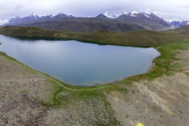 Chandratal Lake