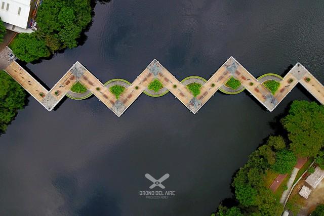 Puente Zig Zag