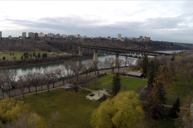 High Level Bridge, Edmonton, AB, CA