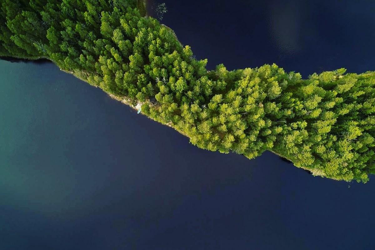 "The Green island ""Isoholma"""