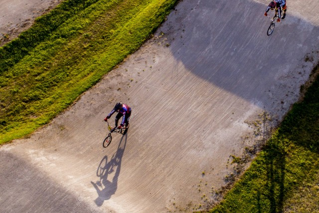 Knowsley BMX track