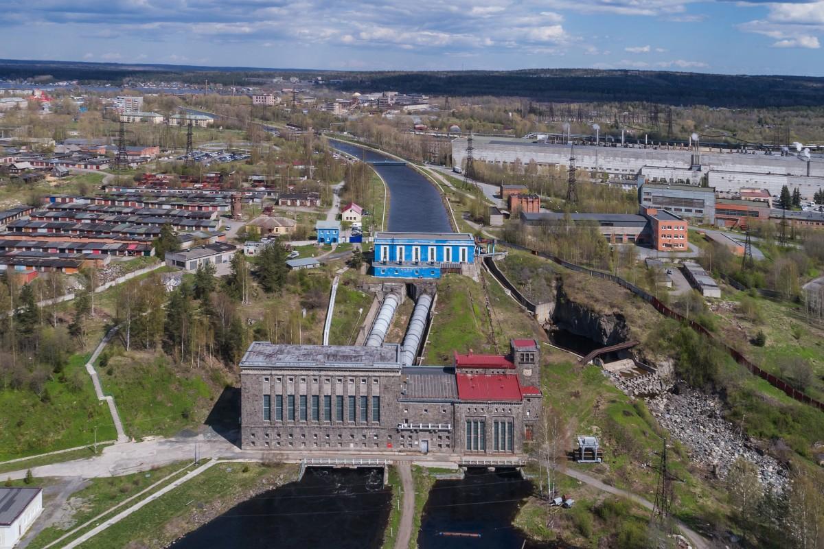 HPP in Kondopoga, Russia