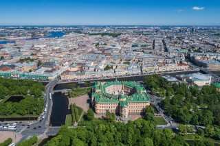 St Michael Castle, Saint Petersburg, Russia